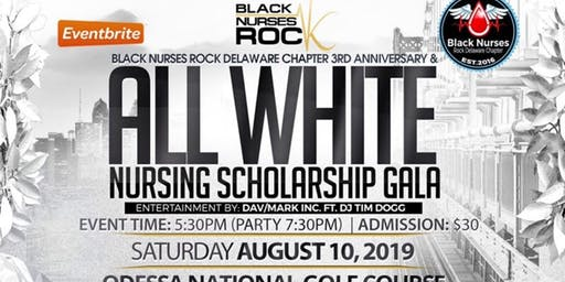 All White Nursing Scholarship Gala