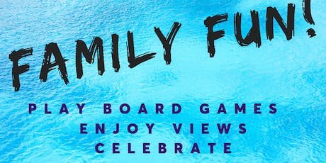 Family Fun & Board Games! on Pioneer Cruises tickets
