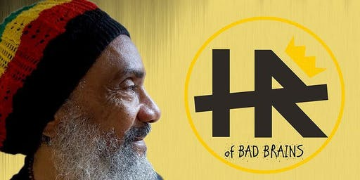 HR (of Bad Brains) & The Human Rights with special guest Wingnut