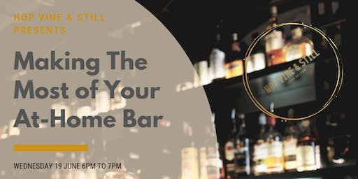 Making The Most Of Your At-Home Bar Tasting Event