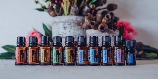 Essentials Oils for Mums