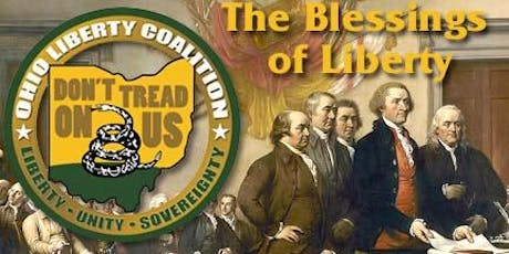 OLC Statewide Event:  The Blessings of Liberty tickets