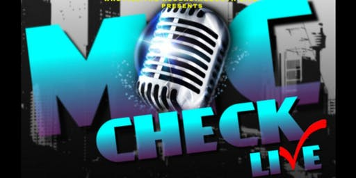 Mic Check Live Artist's Showcase