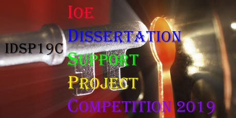 IDSP Departmental Competition 2019 - IDSP19C#D tickets