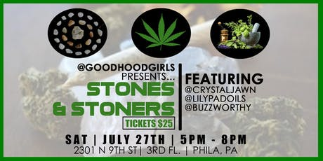 STONES AND STONERS tickets