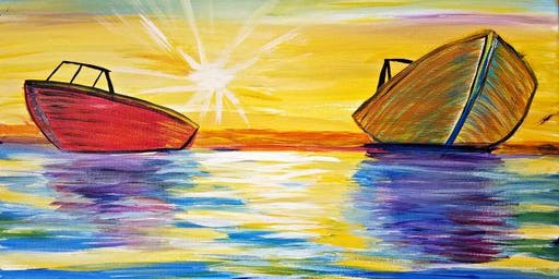 Paint Wine Denver Great Lakes Thurs Aug 1st 6:30pm $35