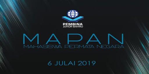 MAPAN 2019 (MAHASISWA PERMATA NEGARA)