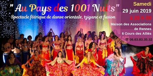 Au Pays des 1001 Nuits
