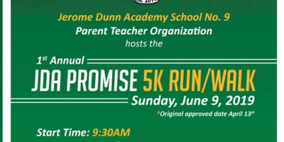 JDA Promise 5k Run/Walk