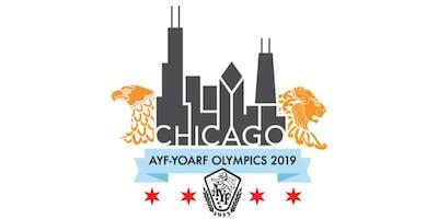 AYF Senior Olympics Basketball Tournament 2019