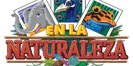 En la Naturaleza- Camp para Niños tickets