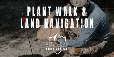 Plant Walk and Land Navigation - FL tickets