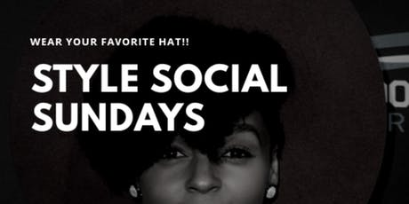 Style Social Sundays tickets