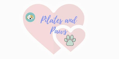 Pilates and Paws  tickets