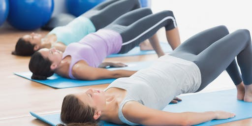 $10 Pilates classes!!!  Pilates in the Park, Perth St Park, Camp Hill