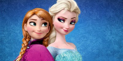 Open Play with Anna and Elsa