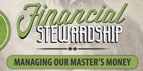 The Spiritual Stewardship Financial Workshop tickets