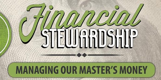 The Spiritual Stewardship Financial Workshop