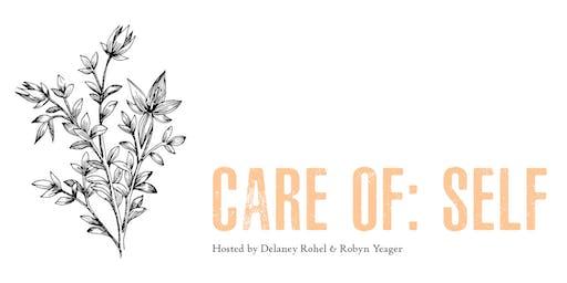Care of: Self
