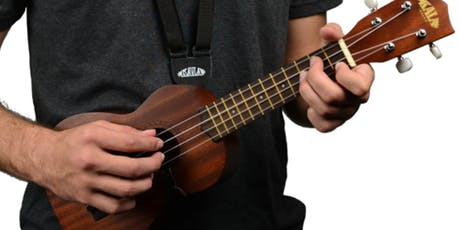 Learn to Play the Ukelele tickets