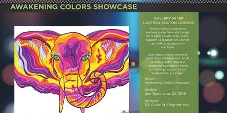 Awakening Colors Showcase tickets