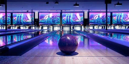 GLOWGA - Glow in the dark Yoga, Bowling & Beer at Classic Lanes Greenfield