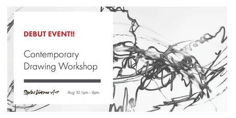 Debut Event: Contemporary Drawing Workshop tickets