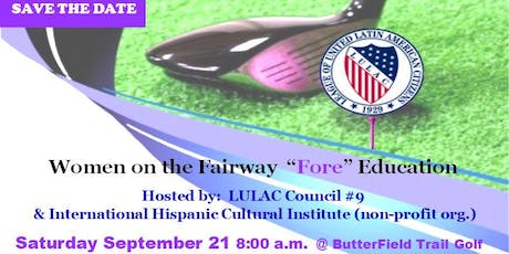 "Women on the Fairway ""Fore"" Education tickets"