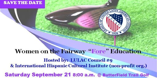 "Women on the Fairway ""Fore"" Education"