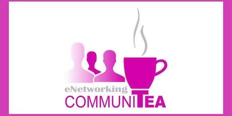 eNETWORKING CommuniTEA tickets