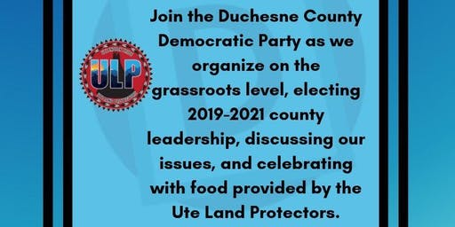 Duchesne County Democratic Party 2019 Organizing Convention