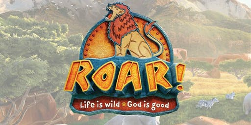 Roar Family VBS at The Life Church Dallas - Roar 2019