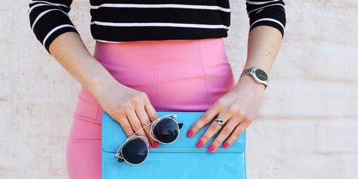 Style Workshop - How to create your perfect smart casual style