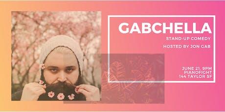 Gabchella tickets