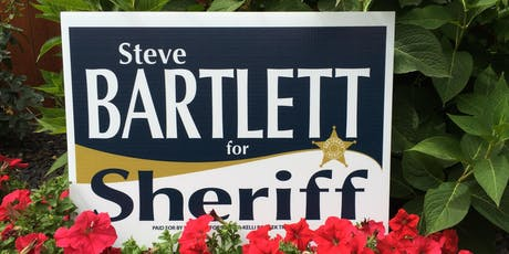 Steve Bartlett for Sheriff Golf Tournament tickets
