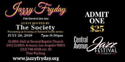 Jazzy Fryday - Central Avenue Jazz Festival Kickoff