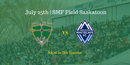 SK Summer Soccer Series - Second Match: SK Selects vs Vancouver Whitecaps