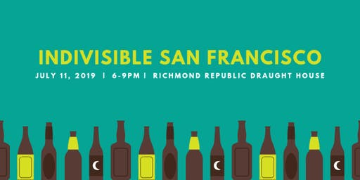 Indivisible SF Happy Hour!