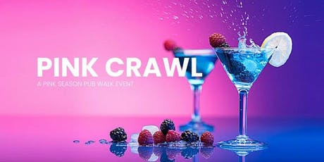 Pink Crawl 2019 tickets