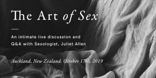 The Art of Sex / Auckland, New Zealand