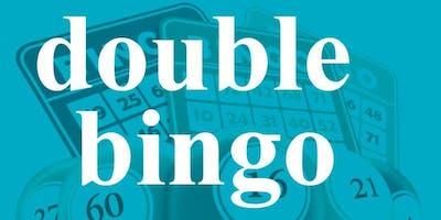 DOUBLE BINGO MONDAY OCTOBER 28, 2019