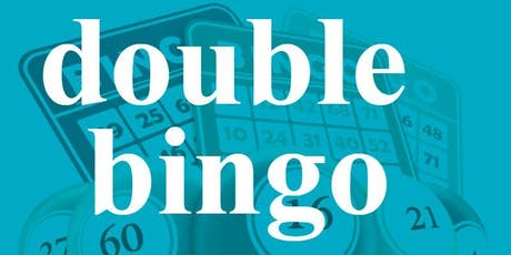 DOUBLE BINGO MONDAY OCTOBER 28, 2019 tickets