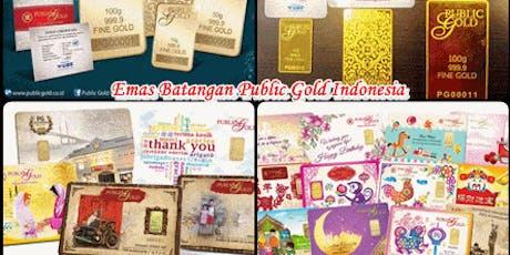 Seminar & Bazaar Emas Surabaya tickets