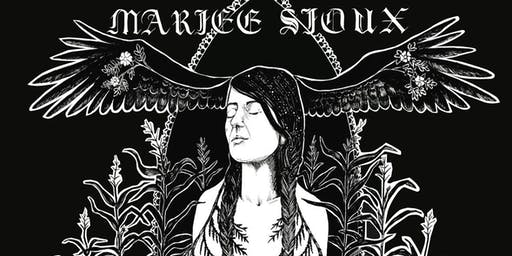 Mariee Sioux, Snakes and Bones & Angelica Rockne in Ashville NC