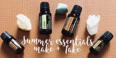 Summer Essentials Make and Take Class
