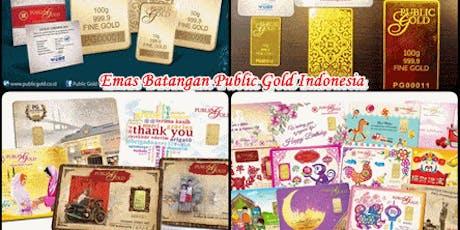 Seminar & Bazaar Emas Klaten tickets