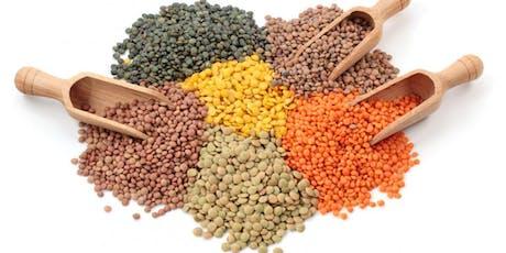 Lovely lovely lentils tickets