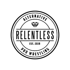 Relentless - Alternative Pro-Wrestling logo