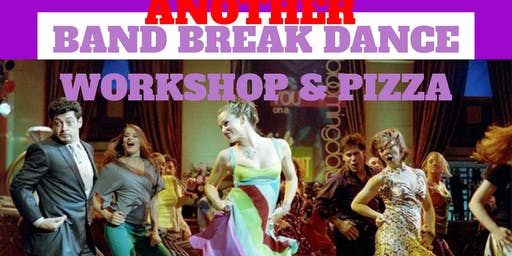 Band Break Pizza Dance Workshop