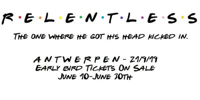 Relentless1: The one where he got kicked in the face